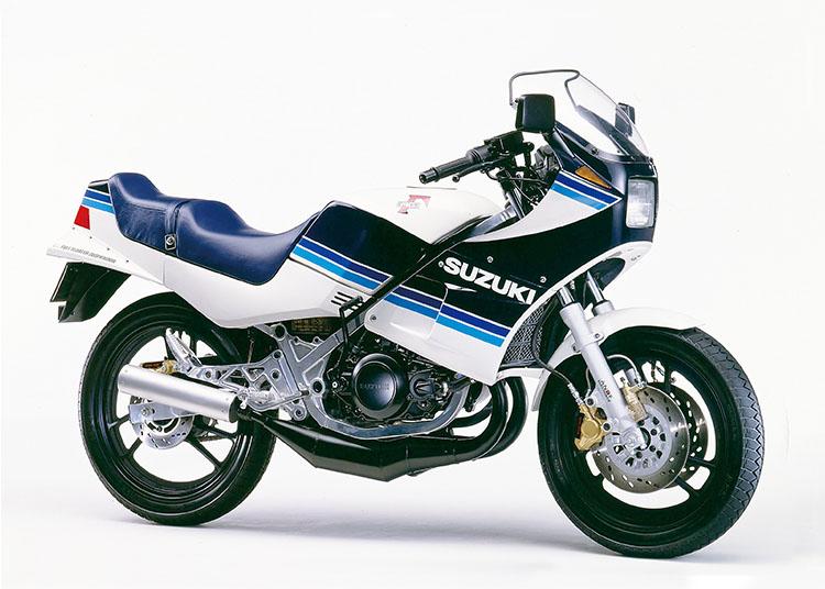 画像: 青春の2Q(2ストローク・Quarter)カタログ その9 SUZUKI 水冷編-1   WEB Mr.Bike