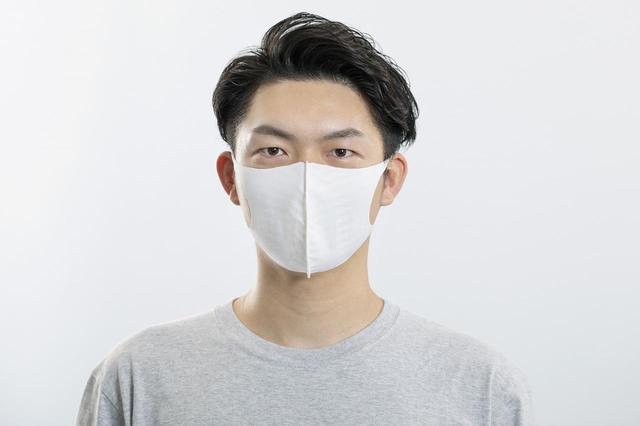 画像: 発売日は6月25日! 特許出願中の特殊冷感プリント+消臭イオンプリントの真夏向けマスク
