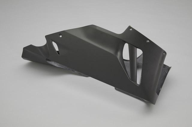 画像8: CBR1000RR-Rにドライカーボン外装を装着したら激進化! ホンダが純正アクセサリーパーツを追加ラインナップ