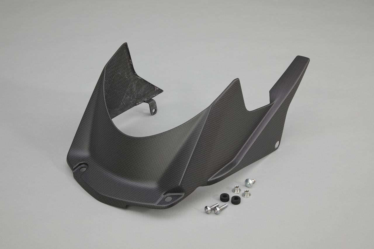画像6: CBR1000RR-Rにドライカーボン外装を装着したら激進化! ホンダが純正アクセサリーパーツを追加ラインナップ