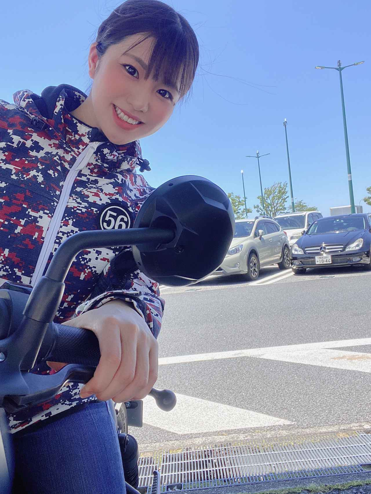 Images : 3番目の画像 - 「【動画あり】ほぼ月刊「梅本まどかとオートバイ」vol.25 HONDA Rebel250」のアルバム - webオートバイ