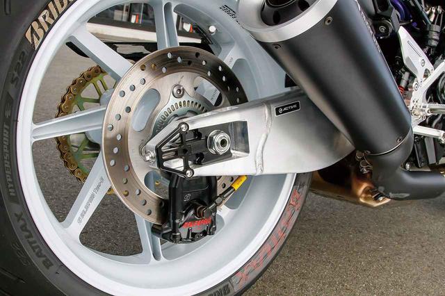 画像5: カフェレーサーでありながらツーリング性能も併せ持つアクティブがカスタムしたカワサキ「Z900RS」