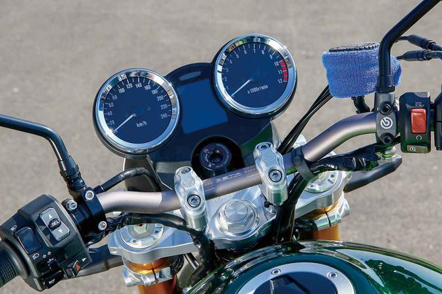 画像1: カワサキ「Z900RS」カスタム・コレクション|高質ビレットパーツでスポーティにアップグレードした、ウイリーのZ900RS
