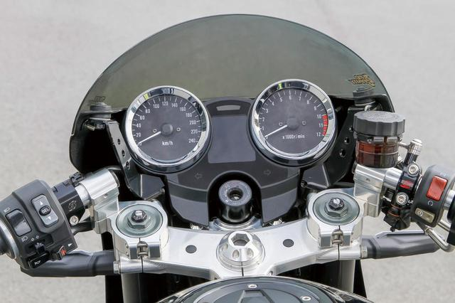 画像2: カフェレーサーでありながらツーリング性能も併せ持つアクティブがカスタムしたカワサキ「Z900RS」