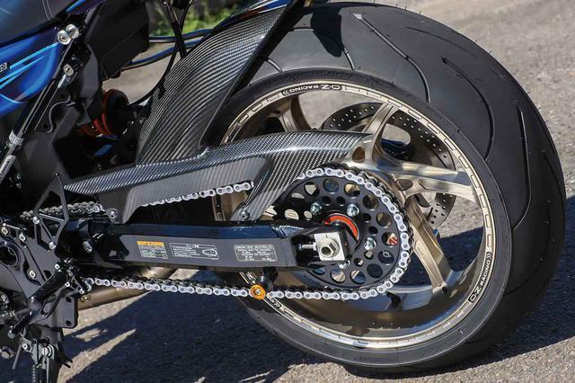画像4: カワサキ「Z900RS」カスタム・コレクション|現代のネイキッドに徹底的な作り込みを施したスピードショップイトウのZ900RS