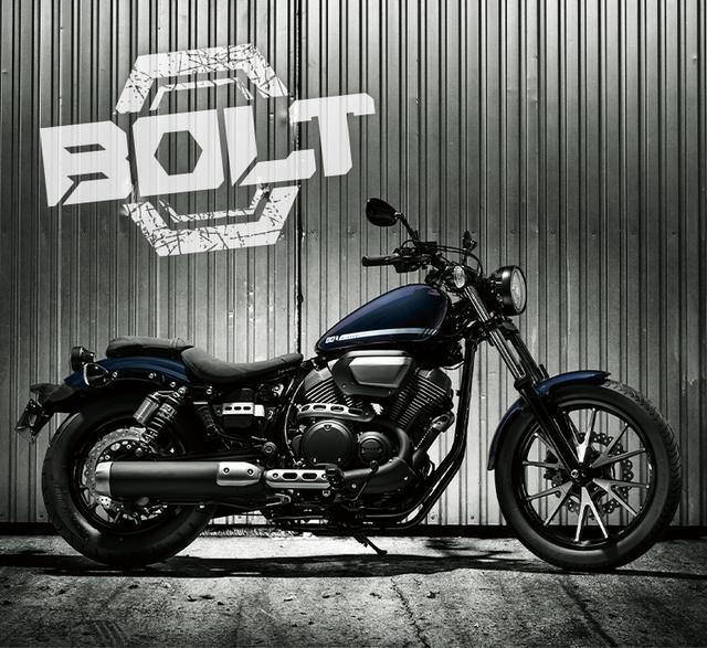 画像: BOLT |ヤマハ発動機株式会社 公式サイト