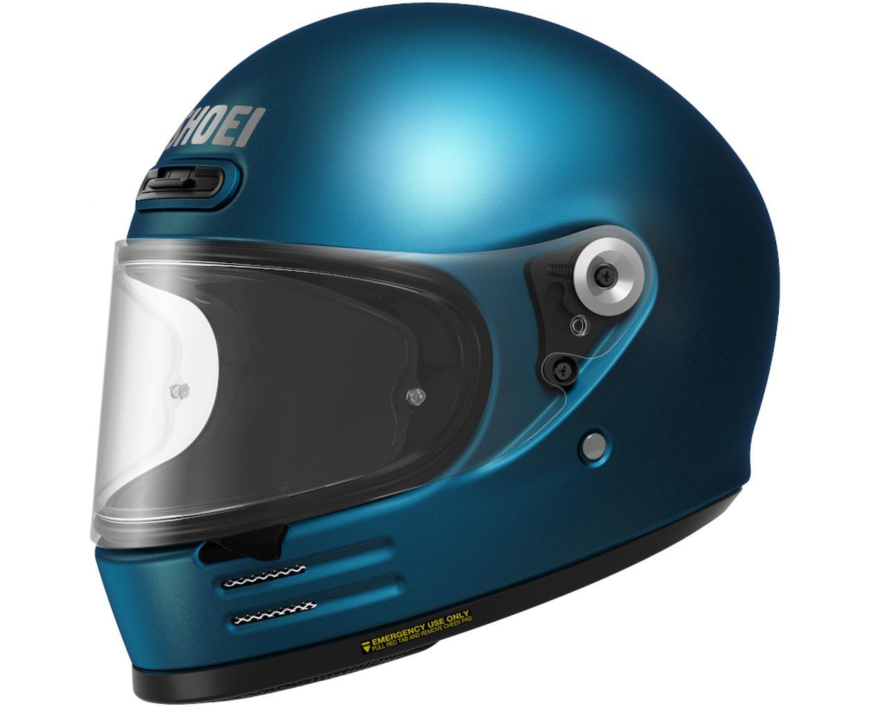 Images : 3番目の画像 - 「SHOEIが新型フルフェイスヘルメット「グラムスター」の価格・発売時期・仕様を発表!」のアルバム - webオートバイ