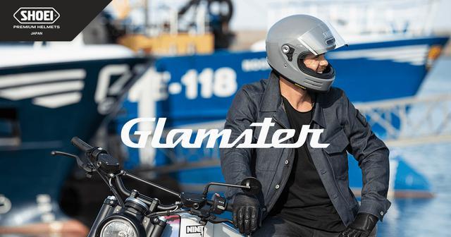 画像: Glamster | FULL-FACE HELMET|ヘルメット SHOEI