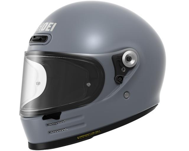 画像4: SHOEIが新型フルフェイスヘルメット「グラムスター」の価格・発売時期・仕様を発表!