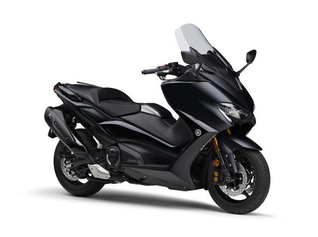 画像: TMAX560 TECH MAX ABS マットダークグレー 税込価格:141万9000円
