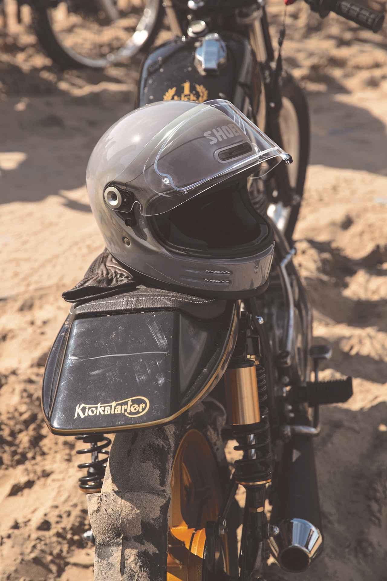 Images : 13番目の画像 - 「SHOEIが新型フルフェイスヘルメット「グラムスター」の価格・発売時期・仕様を発表!」のアルバム - webオートバイ