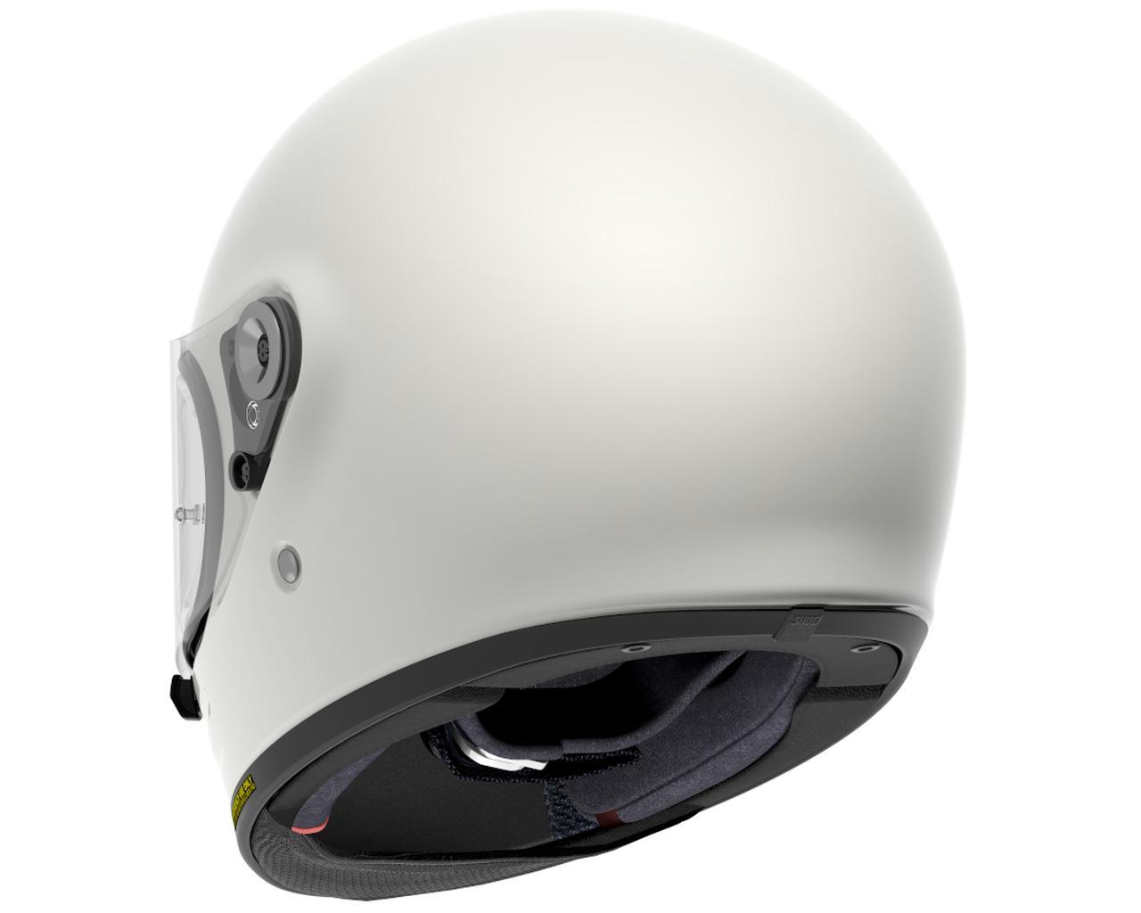 Images : 6番目の画像 - 「SHOEIが新型フルフェイスヘルメット「グラムスター」の価格・発売時期・仕様を発表!」のアルバム - webオートバイ