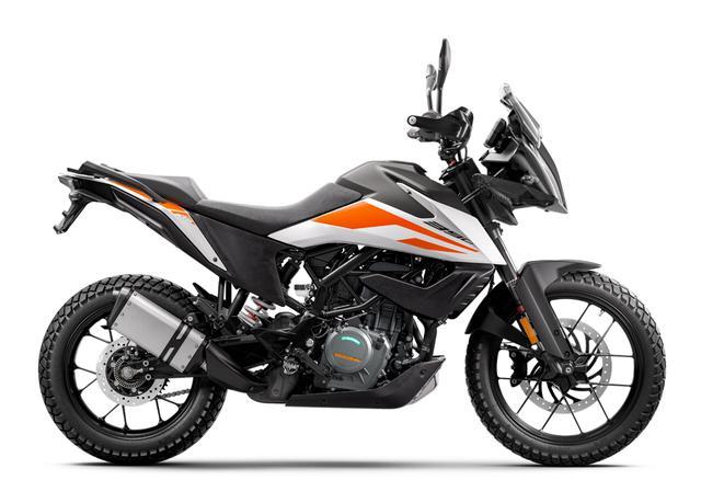 画像1: KTM「390 アドベンチャー」普通二輪免許で乗れる本格派ロングツーリングバイク!【試乗インプレ・車両解説】(2020年)