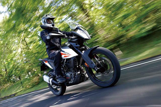 画像3: KTM 390 ADVENTURE 試乗インプレ&解説(太田安治)