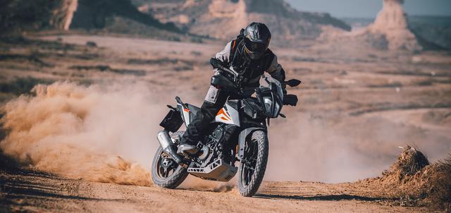 画像: KTM 390 Adventure 2020