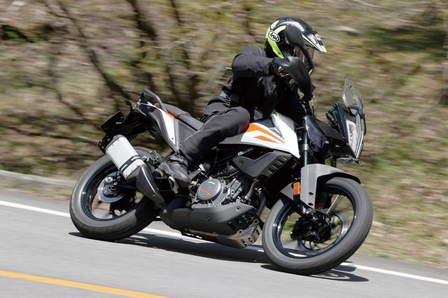 画像2: KTM 390 ADVENTURE 試乗インプレ&解説(太田安治)