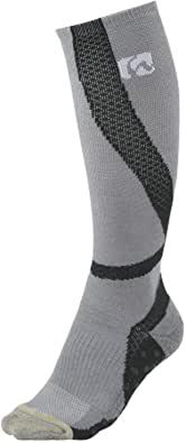 画像: Amazonで価格を見る! | [ヘンリービギンズ] 靴下 疲労軽減ソックス グレー