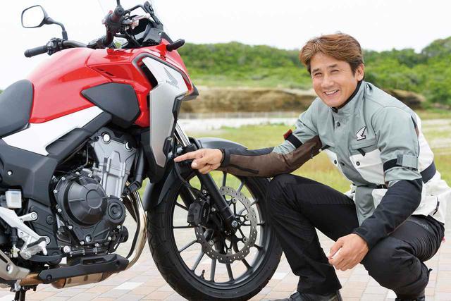 画像: ホンダ「400X」〈ロングラン研究所 2019 BEST selection〉伊藤真一がツーリングで検証! - webオートバイ