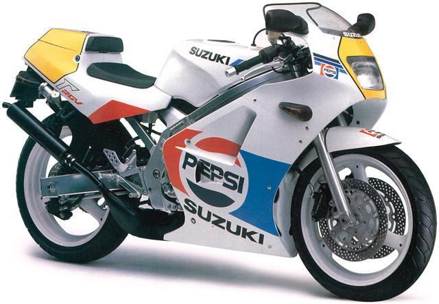 画像2: スズキRG250Γヒストリー(RGV250Γ・VJ21A編 1986-1989)