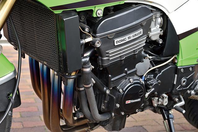 画像2: 『GPZ900R 1Series』