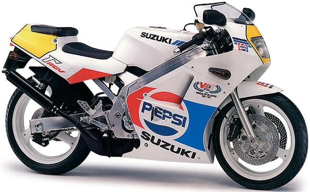 画像5: スズキRG250Γヒストリー(RGV250Γ・VJ21A編 1986-1989)
