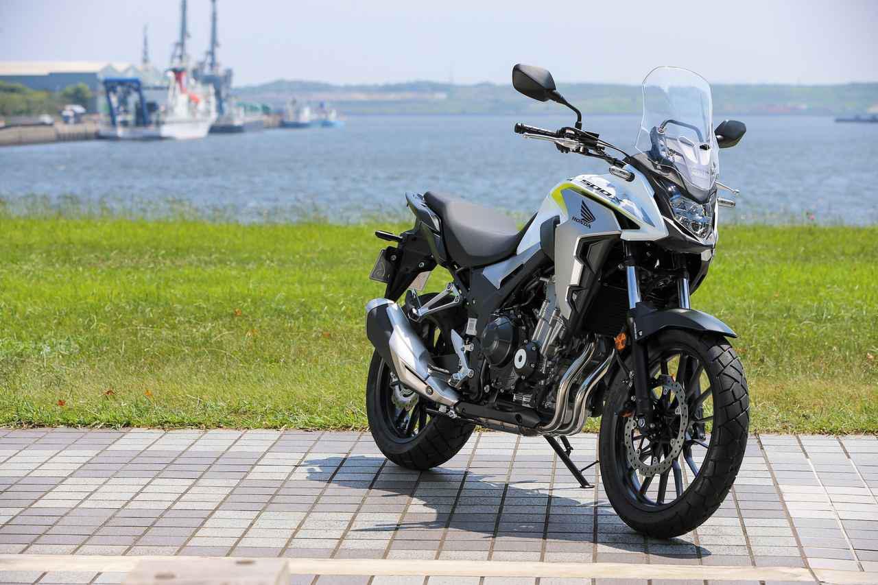 画像: ホンダ「CB500X」をインプレッション! 伸びやかなパワーと足回りが魅力な扱いやすいアドベンチャーバイク - webオートバイ
