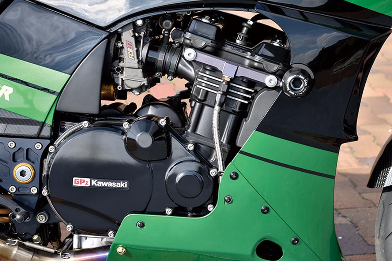 画像2: 『GPZ900R 3Series』