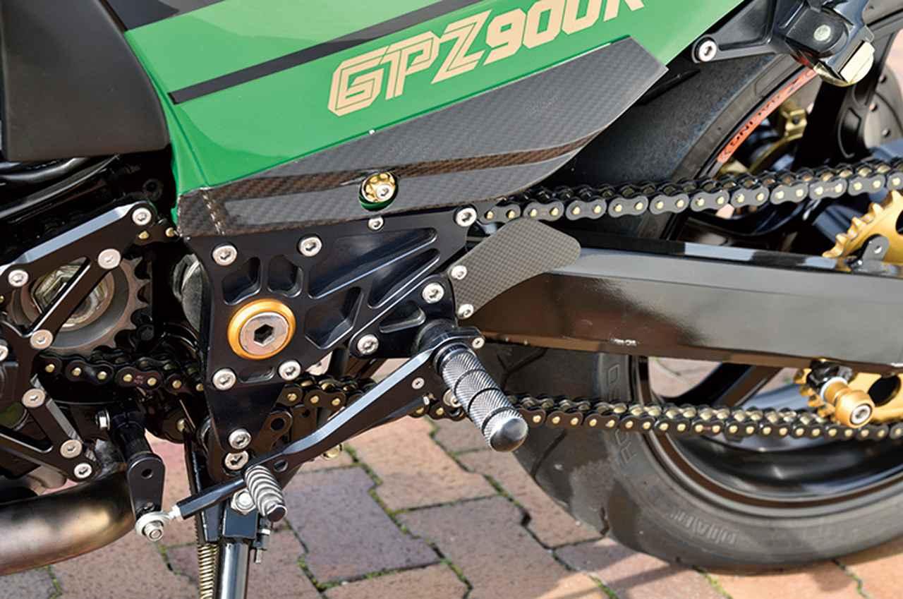画像5: 『GPZ900R 3Series』