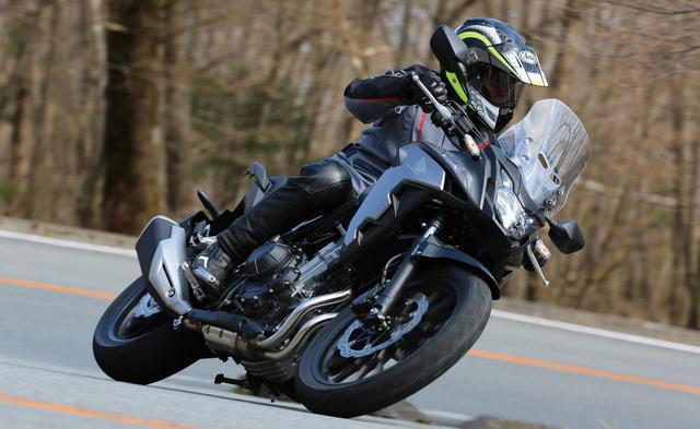画像: ホンダ新型400Xを徹底インプレッション! フロント19インチ化に合わせ、各部がよりアドベンチャーモデルらしく進化! - webオートバイ