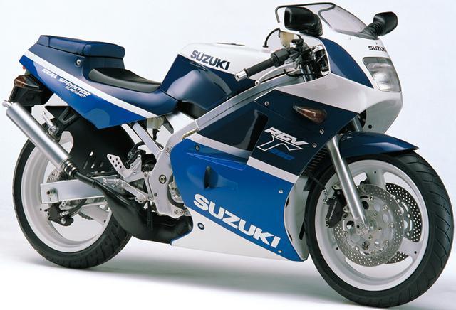 画像1: スズキRG250Γヒストリー(RGV250Γ・VJ21A編 1986-1989)