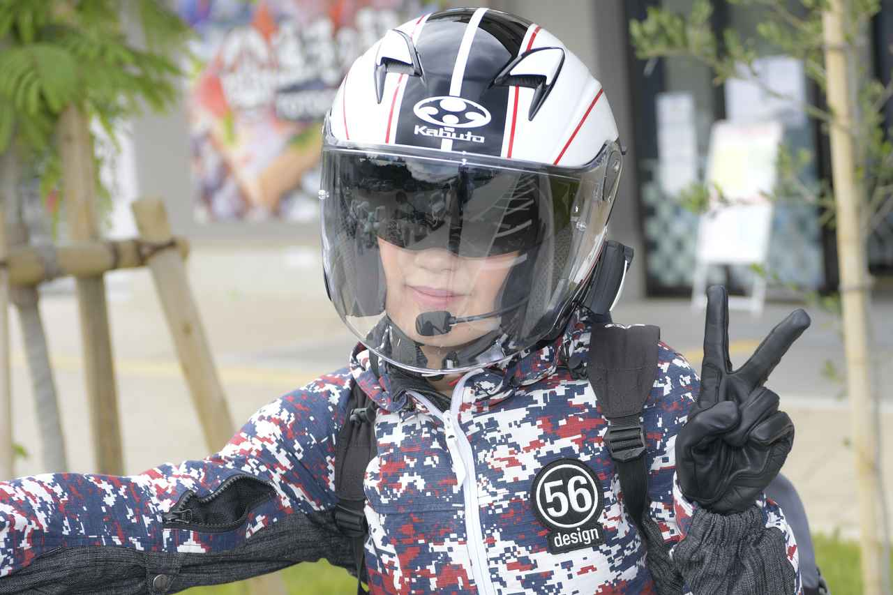 Images : 8番目の画像 - 「【動画あり】ほぼ月刊「梅本まどかとオートバイ」vol.25 HONDA Rebel250」のアルバム - webオートバイ