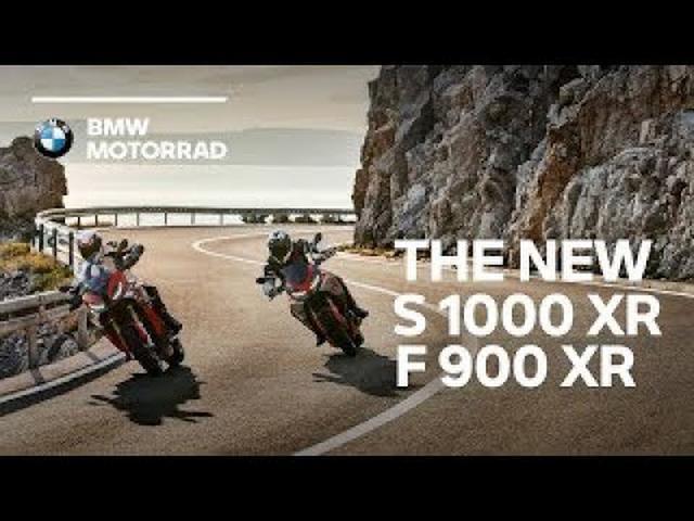 画像: #NeverStopChallenging - The new BMW S 1000 XR and BMW F 900 XR www.youtube.com