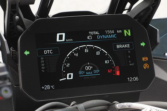 画像3: BMW「S 1000 XR」これぞスーパースポーツ・アドベンチャー! S1000RR直系のエンジンを持つ魅惑のマシン【試乗インプレ・車両解説】(2020年)