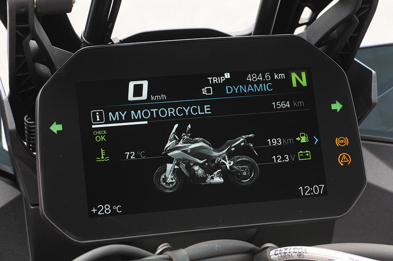 画像4: BMW「S 1000 XR」これぞスーパースポーツ・アドベンチャー! S1000RR直系のエンジンを持つ魅惑のマシン【試乗インプレ・車両解説】(2020年)