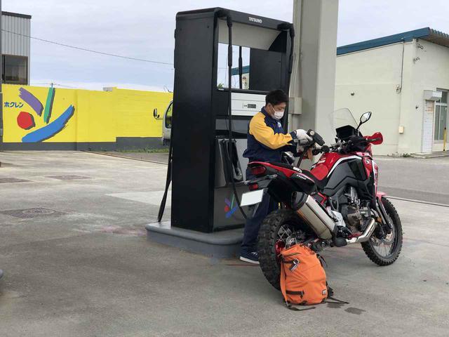 画像3: アドベンチャーバイクの天国をまずは満喫!