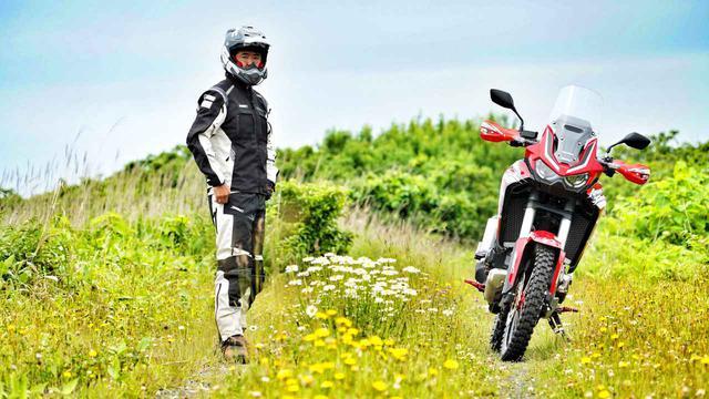 画像2: アドベンチャーバイクの天国をまずは満喫!