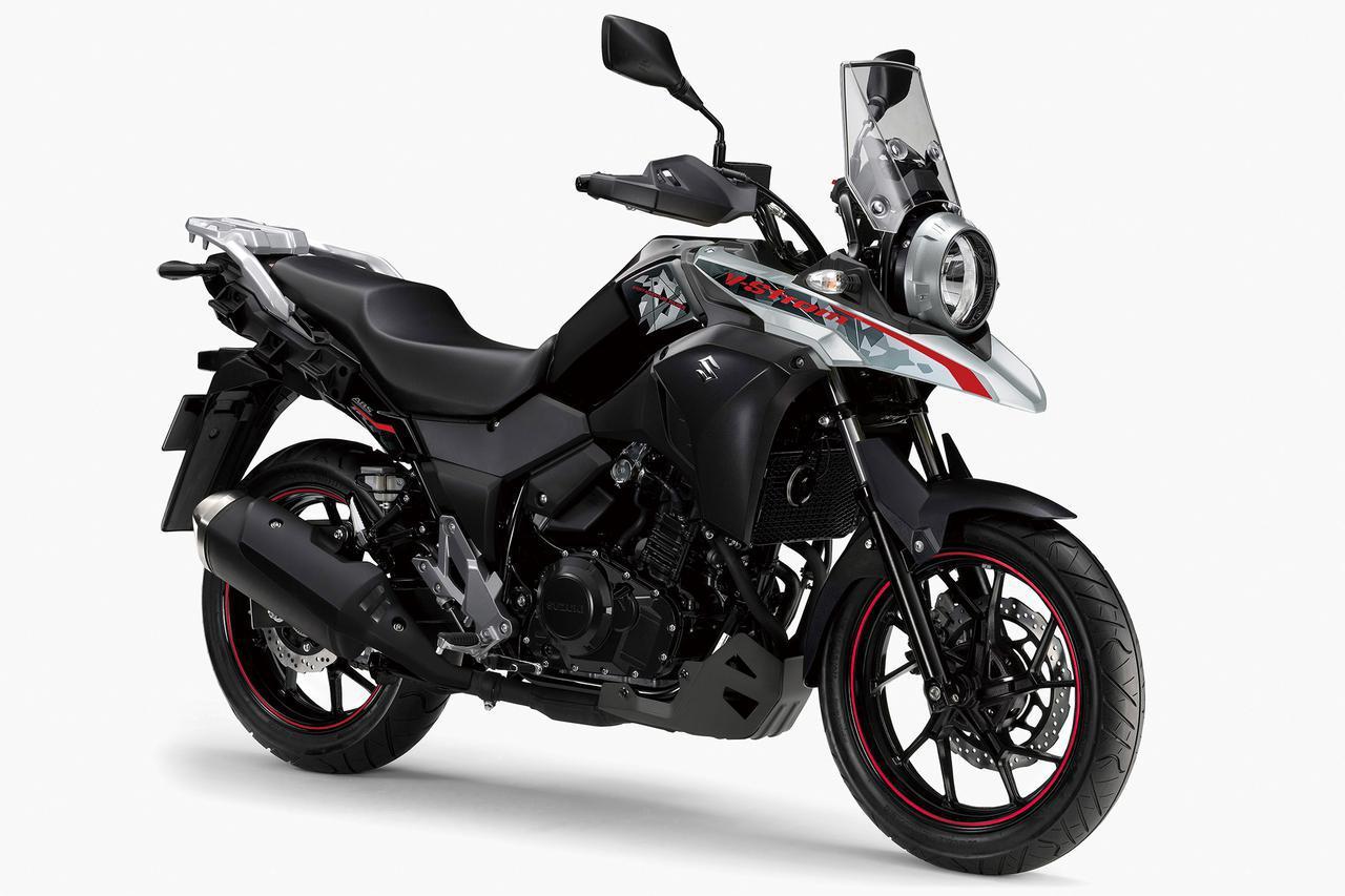 画像1: スズキ「Vストローム250」が大人気なワケとは? ベストセラー250ccアドベンチャーバイクの魅力を解説