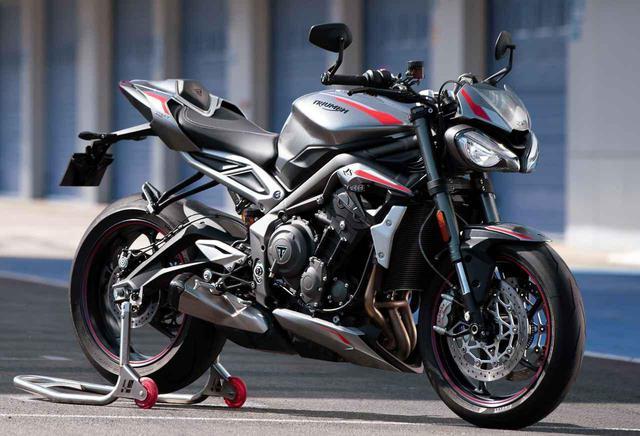 画像1: トライアンフ東京で2020年上半期に売れたバイク 第2位!
