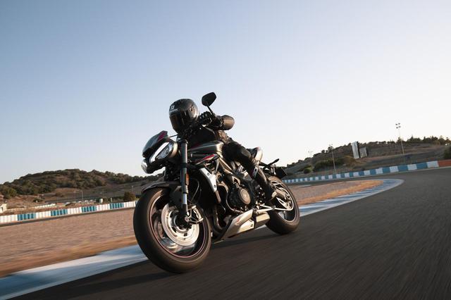 画像2: トライアンフ東京で2020年上半期に売れたバイク 第2位!