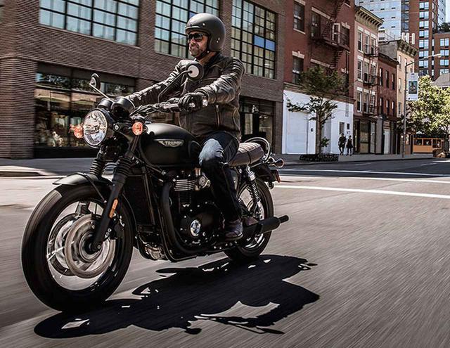 画像: 【2020年上半期】トライアンフで一番売れたバイクは何? 旗艦店「トライアンフ東京」で聞いてきました!