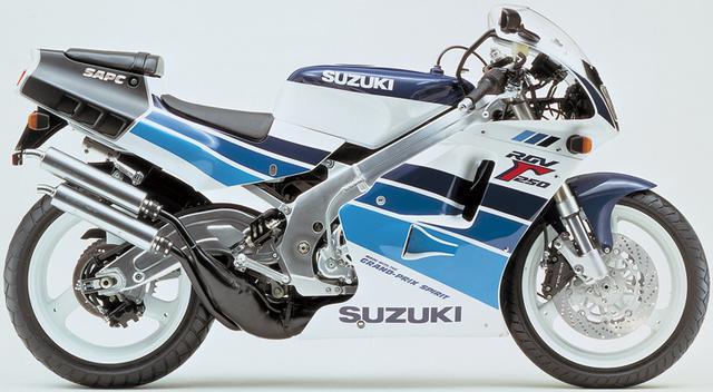 画像2: スズキRG250Γヒストリー(RGV250Γ・VJ22A編 1990-1995)