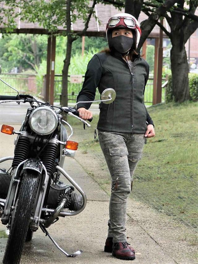 画像: ちょうどいいメッシュジャケット。マックスフリッツから「メッシュスリーブシングルライダースJK」が発売!