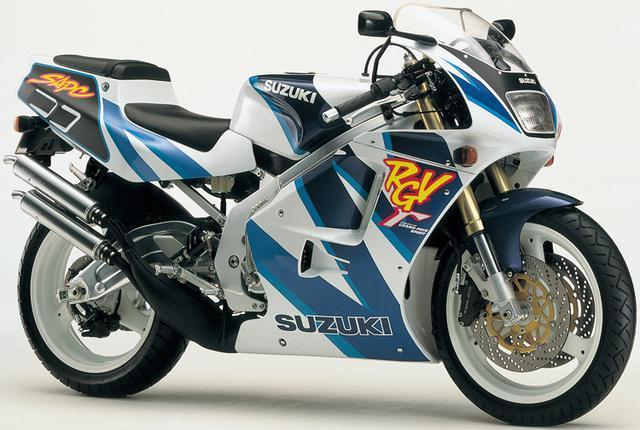 画像6: スズキRG250Γヒストリー(RGV250Γ・VJ22A編 1990-1995)