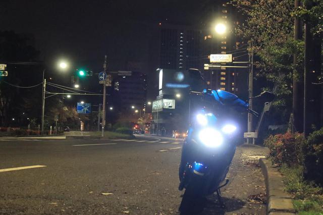 画像: 夜の帰り道も安心! スウィッシュのライトはLED