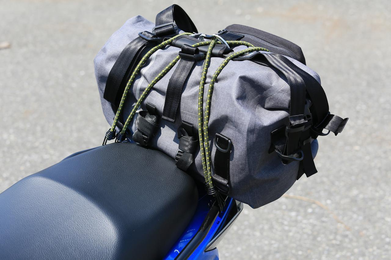 画像3: いまイチオシの原付二種125cc通勤スクーター【スズキ編】コンパクトなボディにこだわりが凝縮された「スウィッシュ」