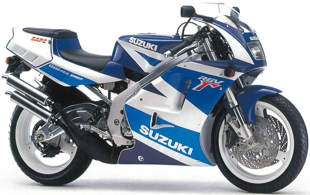 画像3: スズキRG250Γヒストリー(RGV250Γ・VJ22A編 1990-1995)