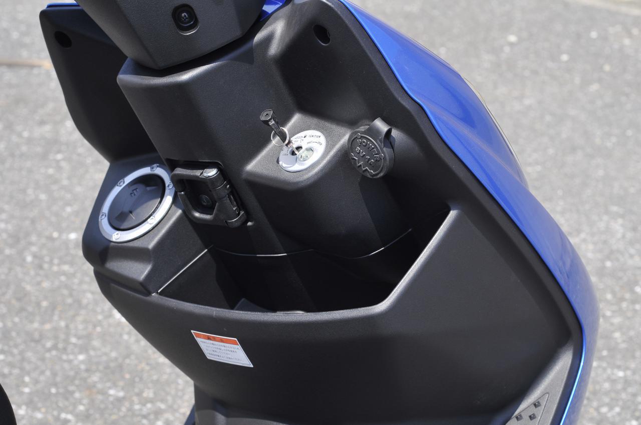 画像4: いまイチオシの原付二種125cc通勤スクーター【スズキ編】コンパクトなボディにこだわりが凝縮された「スウィッシュ」