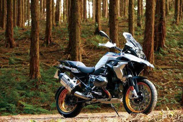画像: BMW R 1250 GS 総排気量:1254cc 最高出力:136PS/7750rpm/最大トルク:14.58㎏-m/6250rpm メーカー希望小売価格:255万3000円~264万9000円