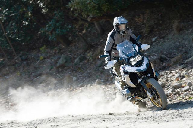 画像2: BMW「R 1250 GS」試乗インプレ&解説(宮崎敬一郎)
