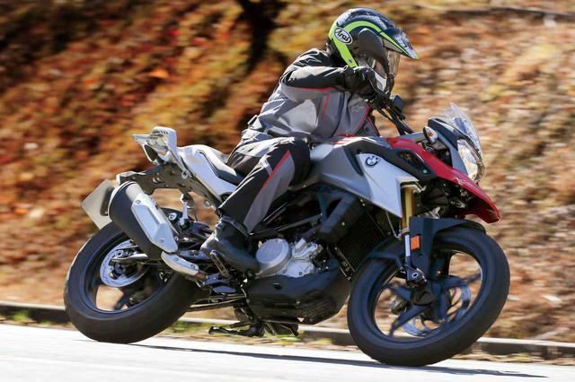 画像: BMW G 310 GS 総排気量:313cc メーカー希望小売価格:69万5000円/70万1000円(ホワイト)
